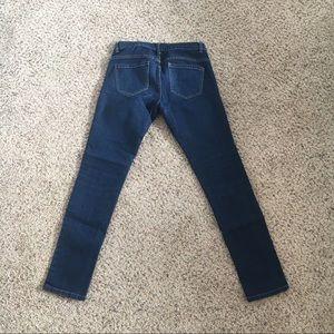 67db42b142b70 Forever 21 Jeans - Forever 21 Maternity Skinny Jeans Elastic Waist 27